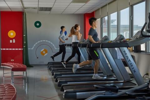 采鈺科技-健身房