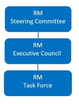 風險管理組織圖(EN)